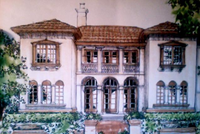 The Villa De Levi